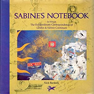 Sabine's Notebook: In Which The Extraordinary Correspondence: Bantock, Nick