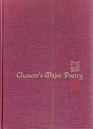 Image result for chaucer's major poetry baugh