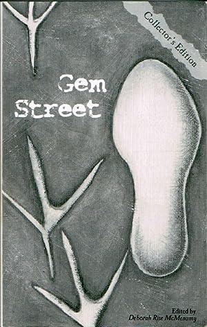 Gem Street: McMenamy, Deborah Rise (Editor)