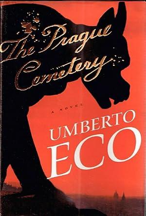 The Prague Cemetery: Eco, Umberto