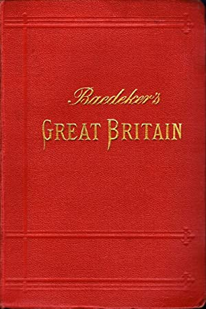 Great Britain: Handbook for Travellers
