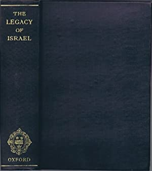 The Legacy of Israel