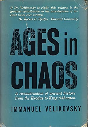 Ages in Chaos: A Reconstruction of Ancient History from the Exodus to King Akhnaton