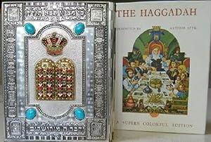 THE HAGGADAH: Szyk, Arthur (illus);