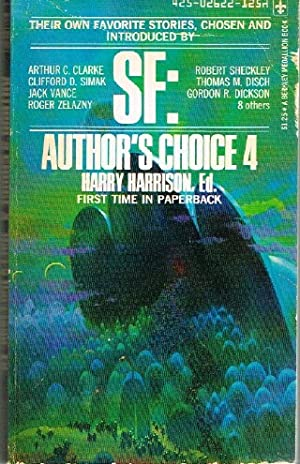 Science Fiction Author's Choice No. 4