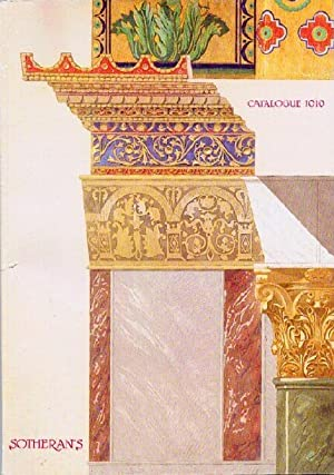 Catalogue 1010: Fine Books on Continental Art and Architecture: 1990