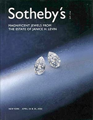 MAGNIFICENT JEWELS FROM THE ESTATE OF JANICE: Sotheby's