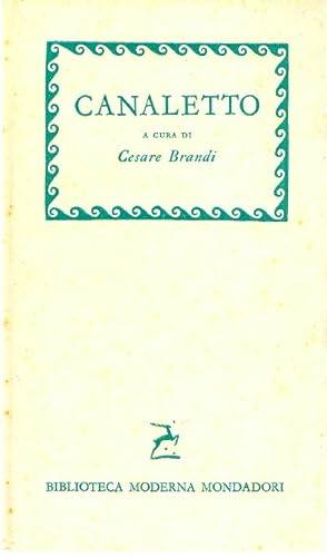 CANALETTO: Brandi, Cesare