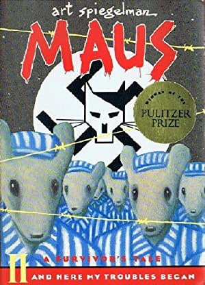 MAUS: A SURVIVOR'S TALE, II: AND HERE: Spiegelman, Art