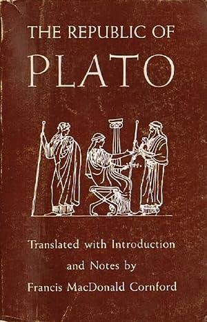 The Republic of Plato: Plato