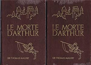 Le Morte d'Arthur (Two Volumes, Complete)