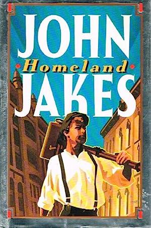 Homeland: Jakes, John
