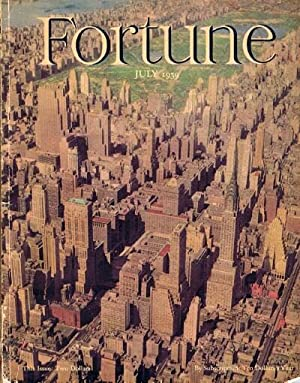 Fortune Magazine (July 1939)
