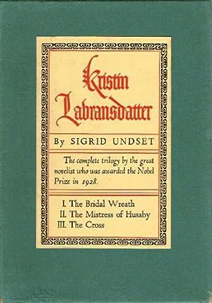 Kristin Labransdatter A Trilogy: Undset, Sigrid