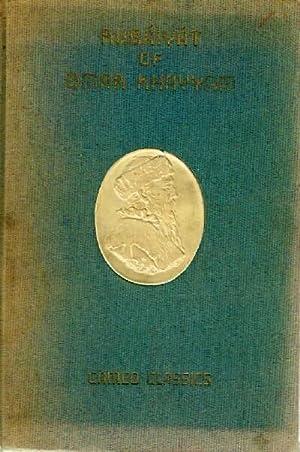 Rubaiyat of Omar Khayyam: First and Fith: Khayyam, Omar; Edward
