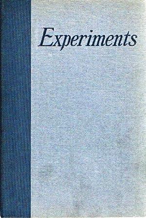 Experiments: Douglas, Norman