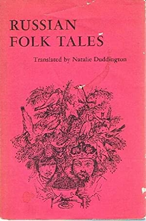 Russian Folk Tales: Duddington, Natalie (translator)