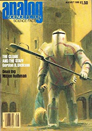 Analog: Science Fiction/Science Fact (Vol. C, No.: Schmidt, Stanley (ed);