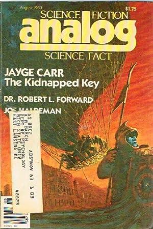 Analog: Science Fiction/Science Fact (Vol. CIII, No.: Schmidt, Stanley (ed);