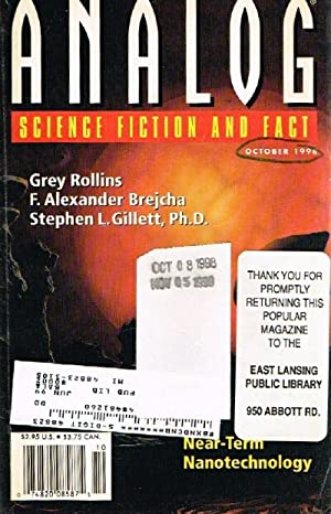 Analog: Science Fiction/Science Fact (Vol. CXVIII, No.: Schmidt, Stanley (ed);