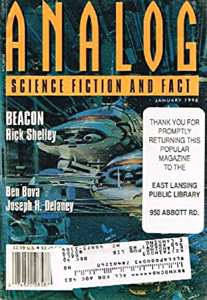 Analog: Science Fiction/Science Fact (Vol. CXVIII, No.: Schmidt, Stanley (ed);