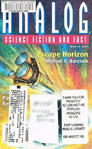 Analog: Science Fiction/Science Fact (Vol. CXX, No.: Schmidt, Stanley (ed);