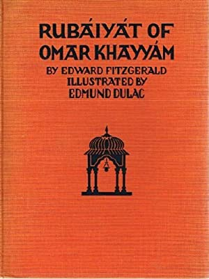 Rubaiyat of Omar Khayyam: Rendered into English: Khayyam, Omar; Edward