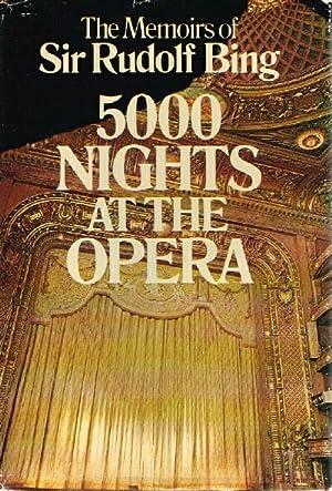 5000 Nights at the Opera: Bing, Sir Rudolf