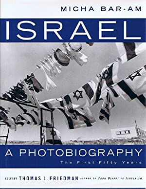 Israel: A Photobiography The First Fifty Years