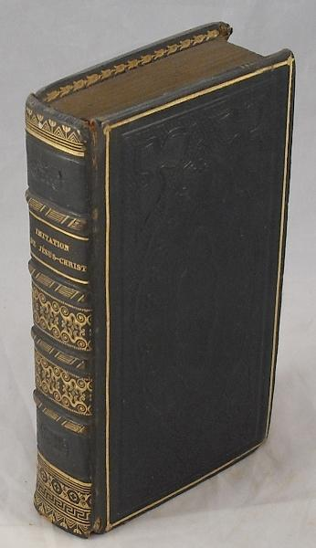 L'Imitation de Jesus Christ Thomas a Kempis; R. P. de Gonneulieu Good Hardcover