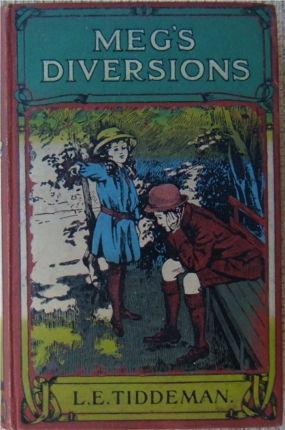 Meg's Diversions: Tiddeman, L. E.