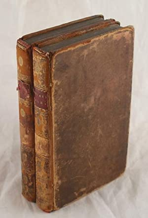 Poems of Ossian (two volumes): Ossian; James Macpherson