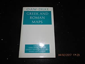 Greek and Roman Maps (Aspects of Greek and Roman Life)