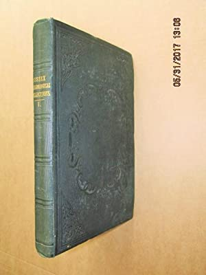 Sussex Archaeological Collections Illustrating the History and Antiquities of the County Vol 1 Da...