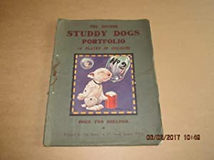 The Second Studdy Dogs Portfolio 16 Plates in Full Colour