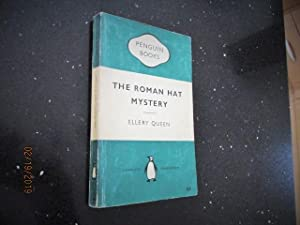 The Roman Hat Mystery Penguin First Edition: Ellery Queen