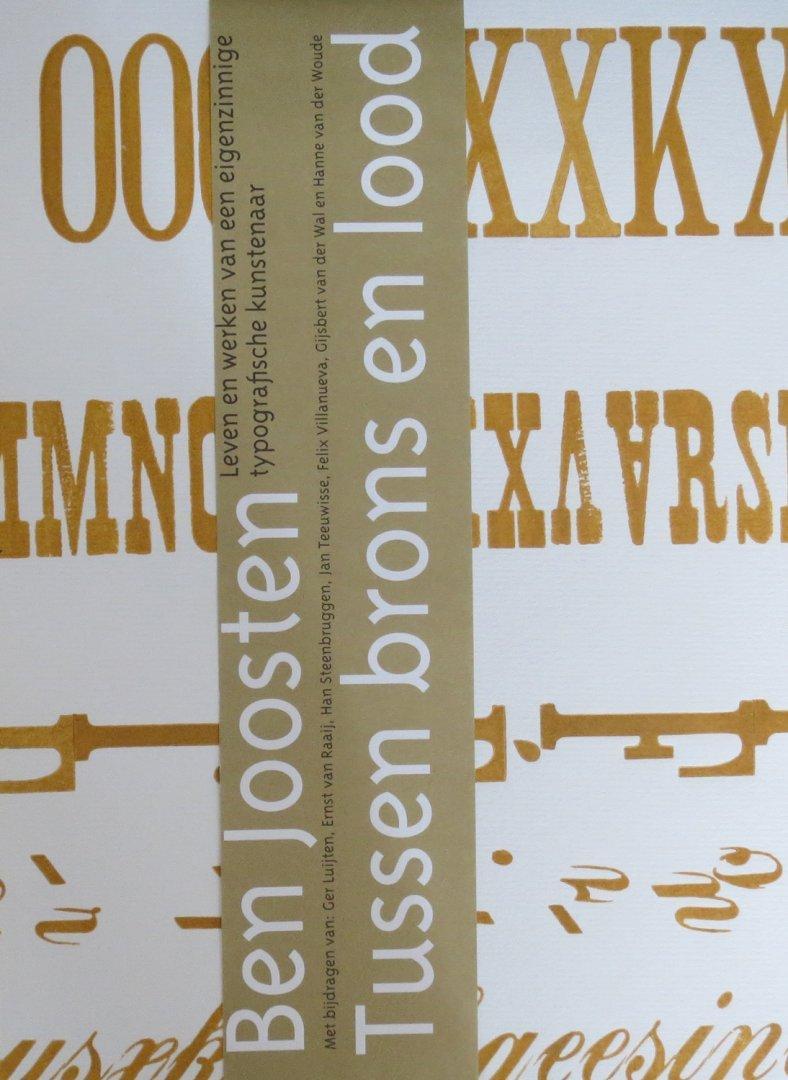 Ben Joosten : tussen brons en lood - Joosten, Ben; Ger Luijten; Henk Hoeks; et al