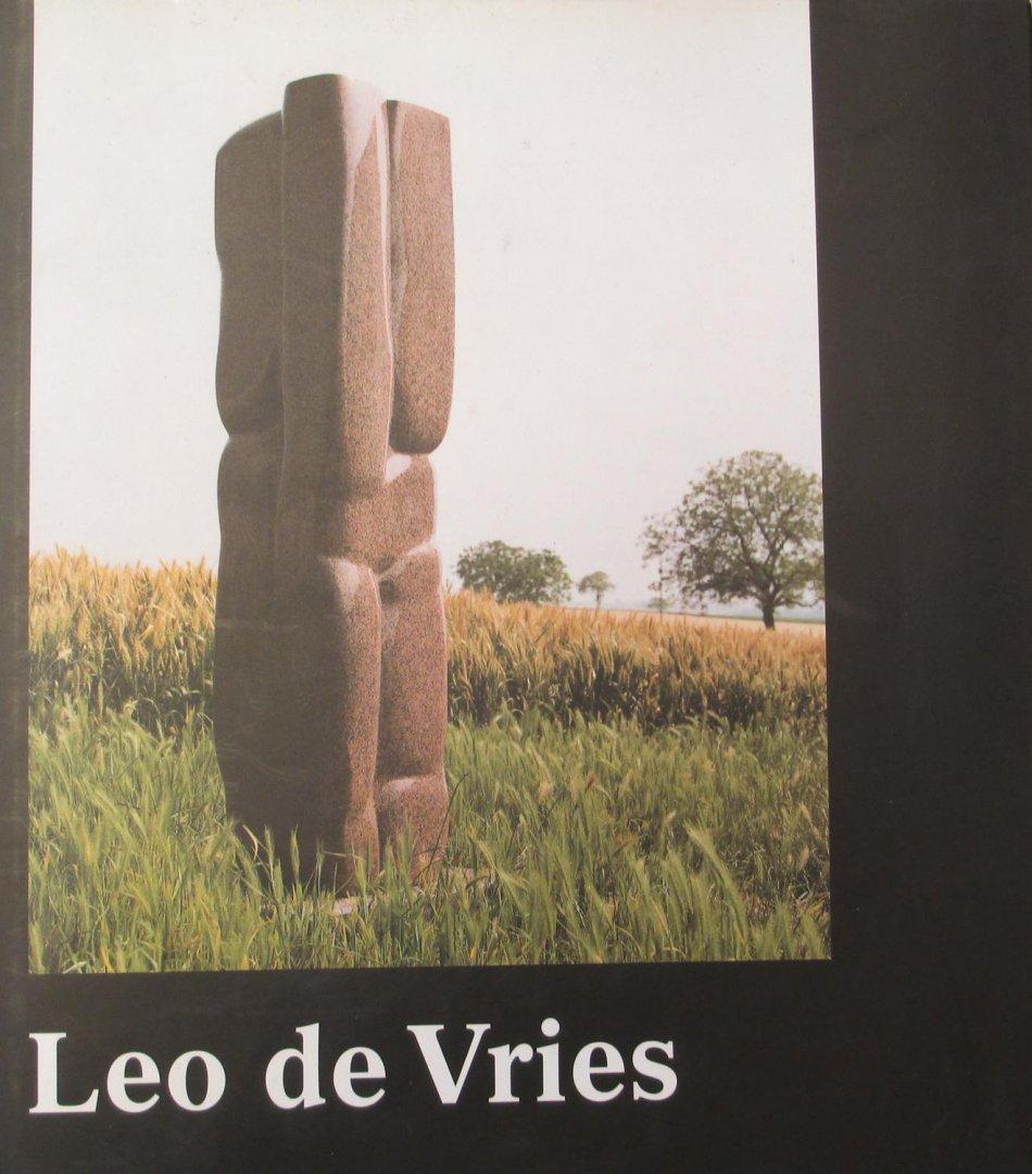 Leo de Vries, beelden - Boyens, Jose ; Leo de Vries; Herma Gerrits; et al