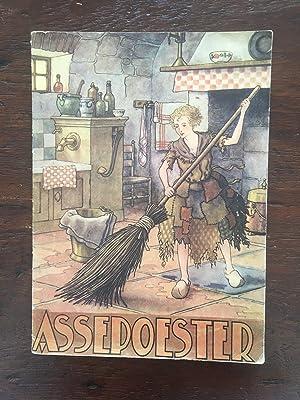 Assepoester (Cinderella): Balen, B. van] (ills.)