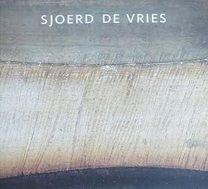 Sjoerd de Vries - Gemeentemuseum Den Haag 22 februari - 12 mei 2003: Hodel, Rudy (tekst)
