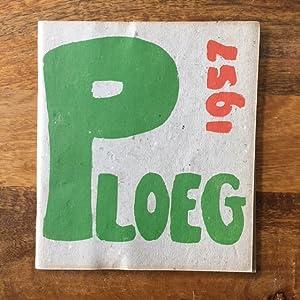 """Ploeg-tentoonstelling in """"Pictura"""" Martinikerkhof Groningen, van 21 december 1957 tot en ..."""
