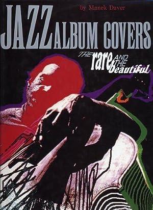 Jazz album covers : the rare and the beautiful: Daver, Manek
