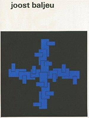 Joost Baljeu: Syntetische konstrukties: Joost Baljeu ;