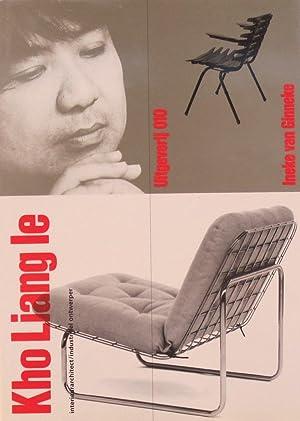 Kho Liang Ie : interieurarchitect, industrieel ontwerper: Ginneke, Ineke van