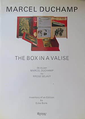 Marcel Duchamps The box in a valise de ou par Marcel Duchamps ou Rrose Selavey Inventory of an ...