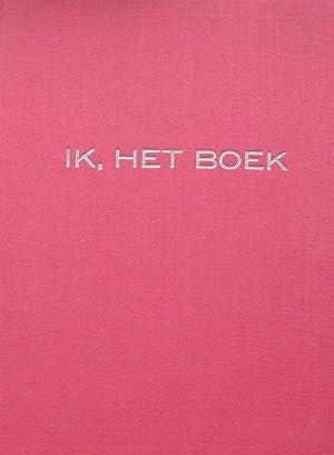 Ik, het boek - Analytisch handboek voor de bibliograaf. Met praktijkvoorbeelden!: Verkruijsse, P.J.