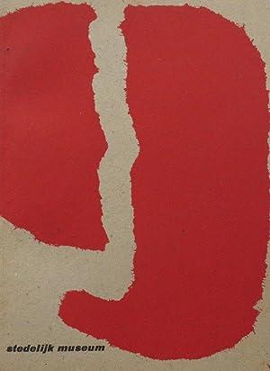 9 jaar Stedelijk Museum Amsterdam, 1945-54: Sandberg, W. (graphic design)