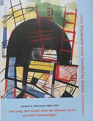 Hendrik N. Werkman (1882-1945) : '.het oog,: Poot, Jurrie; Lieke
