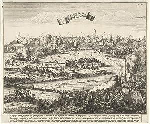 Belegering van Groningen - 1672 (the siege of Groningen by Bernhard von Galen in 1672): Harrewijn, ...