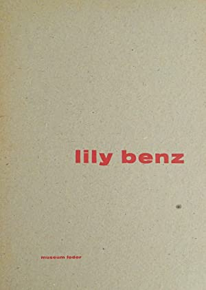 Lily Benz: Benz, Lily ;